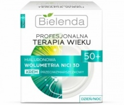 Hialuronowa Wolumetria NICI 3D Krem przeciwzmarszczkowy 50+