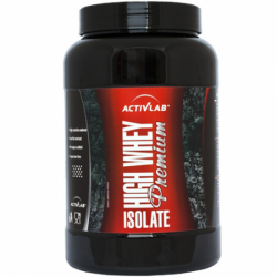 ACTIVLAB - High Whey Isolate Premium - 1320g