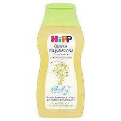 HiPP Babysanft, oliwka pielęgnacyjna dla niemowląt od 1 dnia życia, 200 ml