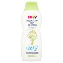 HiPP, Babysanft, pielęgnacyjny płyn do kąpieli dla niemowląt od 1 dnia życia, 350 ml