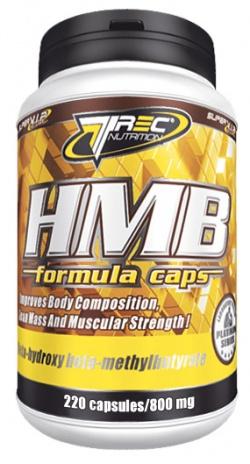 TREC - HMB Formula eVIP - 220caps eVIP