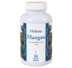 Holistic Mangan, 100 kapsułek