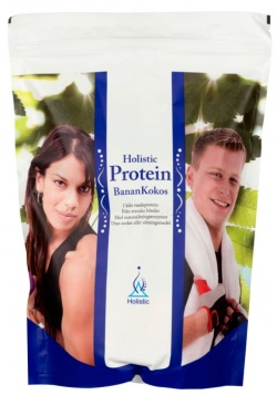 Holistic Protein Banan Kokos