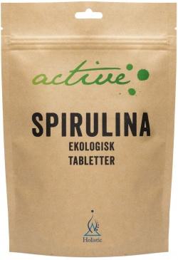Holistic Spirulina