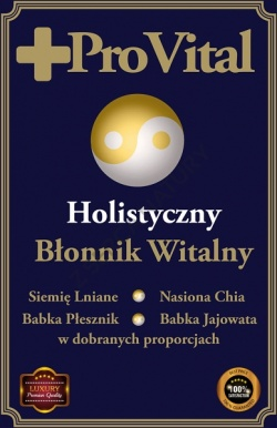 Holistyczny Błonnik Witalny, 500 g