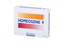 BOIRON Homeogene 9 ból gardła 60 tabletek