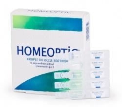 Homeoptic 10 minimsów po 0,4ml
