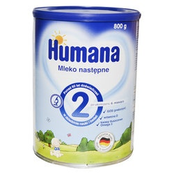 Humana 2, puszka 800 g
