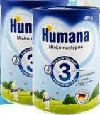 Humana 3, puszka 800 g