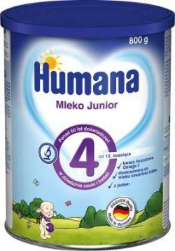 Humana 4 Junior, puszka 800 g