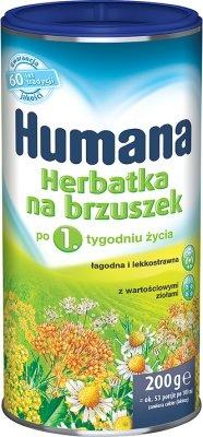 Humana Herbatka na brzuszek, 200 g