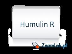 Humulin R