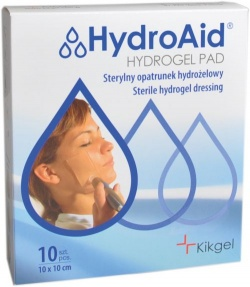 HydroAid, 5 × 9 cm, 1 szt