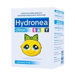 Hydronea citron baby  , Proszek do sporządzania roztworu doustnego, 12 saszetek