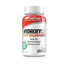 MUSCLE TECH - Hydroxycut Fat Burner - 60 kaps