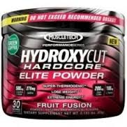 MUSCLE TECH - Hydroxycut Hardcore Elite - 88 g