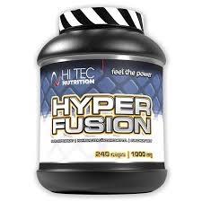 HI TEC - Hyper Fusion - 240caps