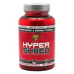 BSN - Hyper Shred - 90caps