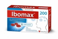 IBOMAX 200, kapsułki miękkie, 20 sztuk