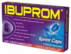 Ibuprom Sprint Caps