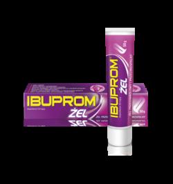 Ibuprom Żel 5 % (50 mg_g), żel, 50 g