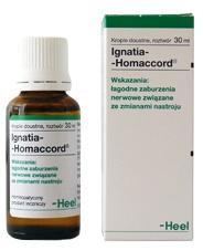 Heel-Ignatia - Homaccord, krople, 30 ml