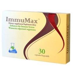 ImmuMax, kapsułki twarde, 60 szt
