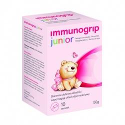 IMMUNOGRIP Junior , 10 saszetek