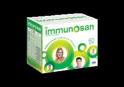 Immunosan, Asa, 60 kapsułek