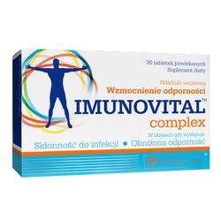 Imunovital complex, tabletki powlekane, 30 szt