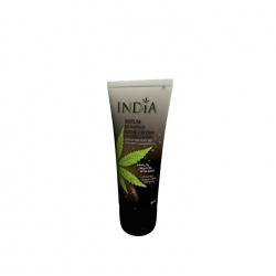 India, Serum do bardzo suchej skóry twarzy i dłoni z olejem z konopi, 75ml
