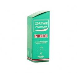 Inhalol krople do inhalacji 10 g