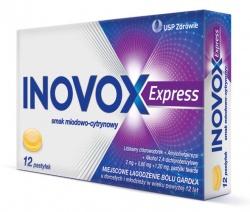 Inovox Express miodowo cytrynowy