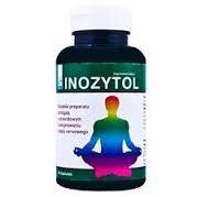 Inozytol, kapsułki, 500 mg, 45 szt