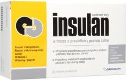 Insulan, tabletki powlekane, 60 szt