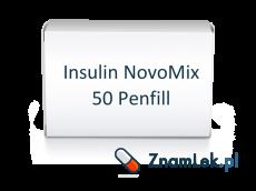 Insulin NovoMix 50 Penfill