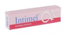 Żel intymny Intimel