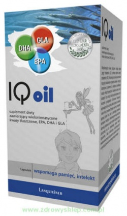 IQ oil