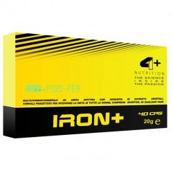 4+ NUTRITION - Iron+ - 40 kap
