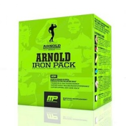 MUSCLE PHARM - Iron Pack - 30 pak