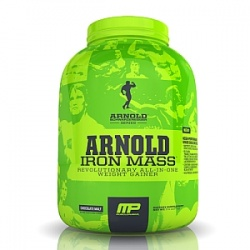 MUSCLE PHARM - ARNOLD