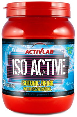 ACTIVLAB - Iso Active - 630g
