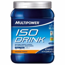 MULTIPOWER - ISO Drink - 735 g