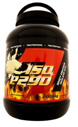 7 NUTRITION - Iso P290