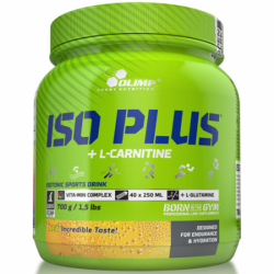 OLIMP - ISO PLUS POWDER - 700g