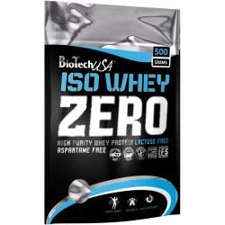 BioTech USA - Iso Whey ZERO - 500g