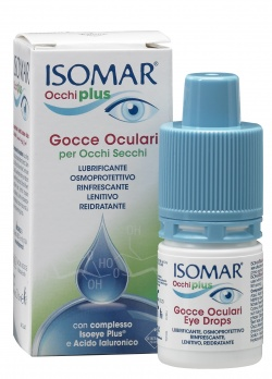 Isomar Occhi, 10 ml