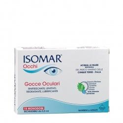 Isomar Occhi, 15 x 0,5 ml