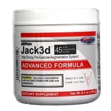 USP LABS - Jack3D Advanced