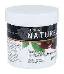 Jardin Naturel, krem, z wyciągu z kasztana, 250 ml
